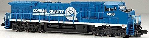 Conrail Dash - Spectrum N Scale Train Diesel GE Dash 8-40CW DCC Ready Conrail Quality 86066