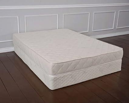 Bio Sleep Concept 9LTXMT 004 Versailles 9 Inch Latex Mattress, 80u0026quot; X  60u0026quot