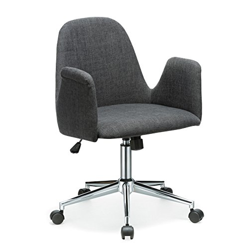 Porthos Home Orwell Office Chair, Gray by Porthos Home