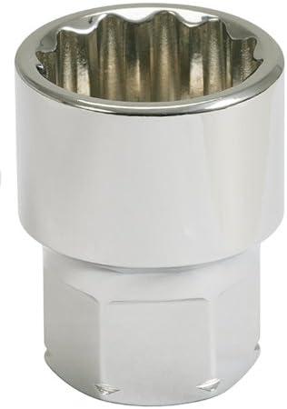 Durchsteck-Nuss 8mm passend f/ür GEARplus-Schl/üssel 8mm
