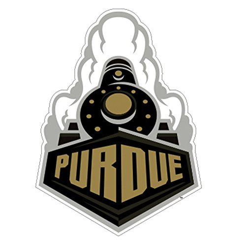 Purdue Boilermakers Premium Large Die Cut Vinyl Decal,