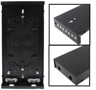 Multifuncional para Satisfacer Diferentes necesida 8 terminales de Fibra óptica terminales de la Caja/vídeo Digital (Negro), pequeño tamaño, Peso Ligero y fácil de Llevar: Amazon.es: Electrónica