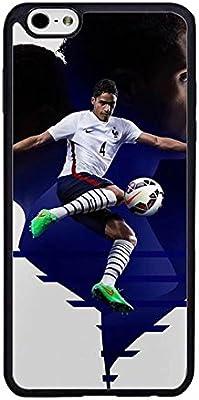 iphone 6s de balón de fútbol reproductor funda con tapa - polvo-de ...