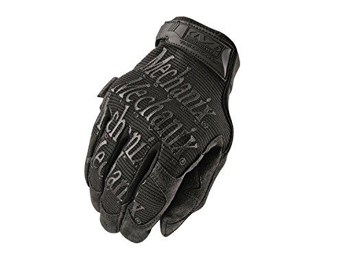 Einsatzhandschuhe -Mechanix Wear Original Glove-, doppelt vernäht und verstärkt - schwarz