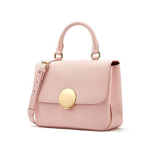 fe4e1025f1 Lady Bag HR Mini Borsa A Tracolla della Borsa della Borsa Casuale di Cuoio  di Modo