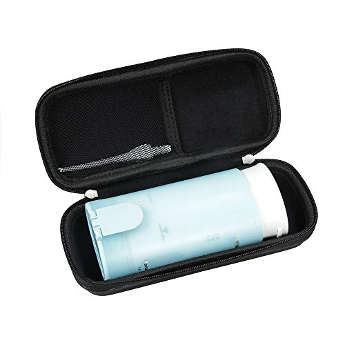 Hermitshell Hard EVA Storage Travel Case Fits Panasonic EW-DJ10-A Portable Oral Dental Water Flosser