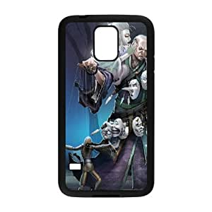 puppeteer Samsung Galaxy S5 Cell Phone Case Black xlb2-344021