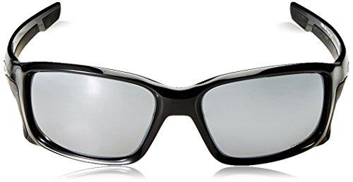 Straightlink Black Oakley Occhiali Da prizmblackpolarized SoleGrigio Neropolished Uomo TKJFcl1