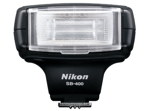 Nikon SB-400 AF Speedlight Flash for Nikon Digital SLR