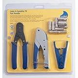 Greenlee Pa70018 Datashark Catv F Comp Tool Kit (52050419)