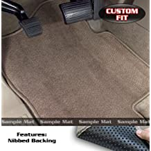 International Navistar Prostar Series Commercial Truck Custom fit Carpet Floor Mat 1 Piece Front with Binded edging for maximum protection- in Black, Beige, or Medium Dark Grey