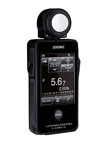 New Sekonic L-478D-U Lightmeter