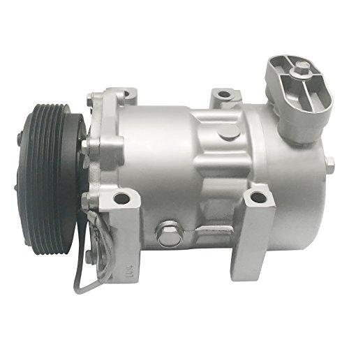 (RYC Remanufactured AC Compressor and A/C Clutch FG550)