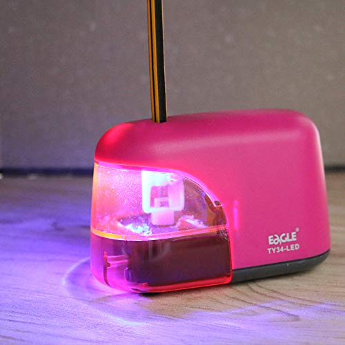 Eagle Battery Operated Electric Pencil Sharpener with, used for sale  Delivered anywhere in USA
