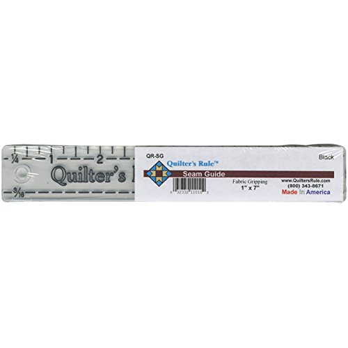 (Quilter's Rule Quilter's Seam Guide-7-Inch by 1-Inch)
