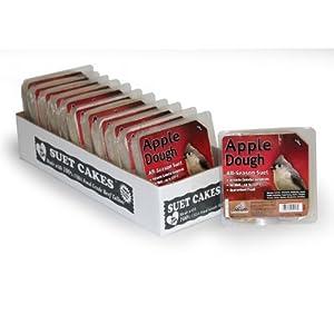 Heath Outdoor Products Dough Suet Cake, Case of 12 13