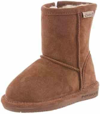 Bearpaw Kids' Emma Toddler Zipper Mid Calf Boot