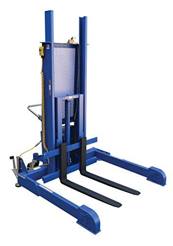 Vestil-PMPS-60-AIR-Air-Pallet-MasterServer-4000-lb-Capacity-60-Height-4-x-36-Forks