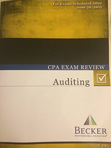 Becker CPA Review analysis and overview of the pros and cons, online course features, pricing options, and exclusive PROMO CODES and DISCOUNTS! For 60 years, Becker's CPA exam review courses have helped more than one million CPA exam candidates prepare for .