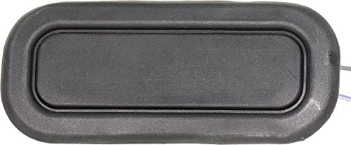 APDTY 138651 Trunk Lid Release Liftgate Switch Fits Select 2008-2015 Cadillac CTS Coupe & Sedan Models (Match Vehicle To Compatibility Chart To Ensure Exact Fitment; Replaces 22895519)