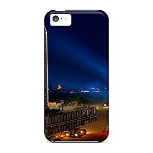 Pretty HzJZ-102Fki Iphone 5c Case Cover/ Space Shuttle Discovery Series High Quality Case