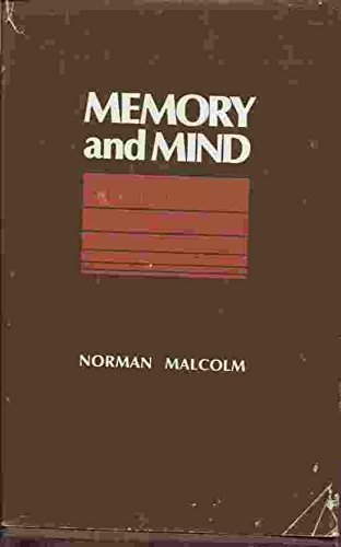 Memory and Mind