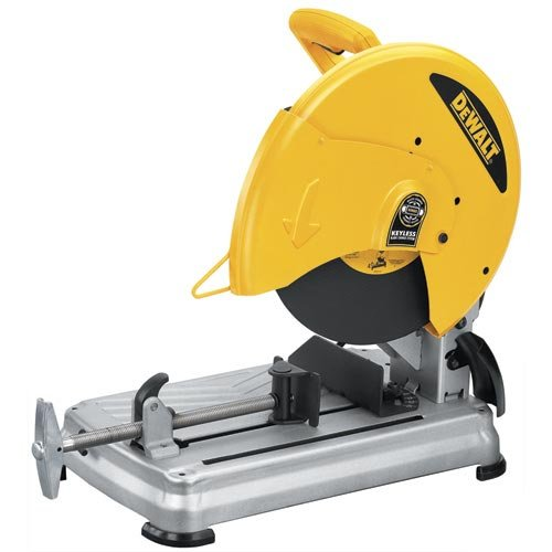 DEWALT D28715 14-Inch Quick-Change Chop Saw - Old Model
