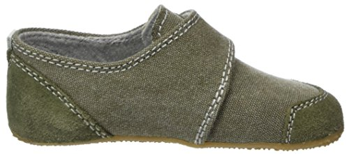 Khaki Living 420 Kitzbühel Klettmodell Enfant Vert Chaussons Mixte Jeans 70nB0cWO8q