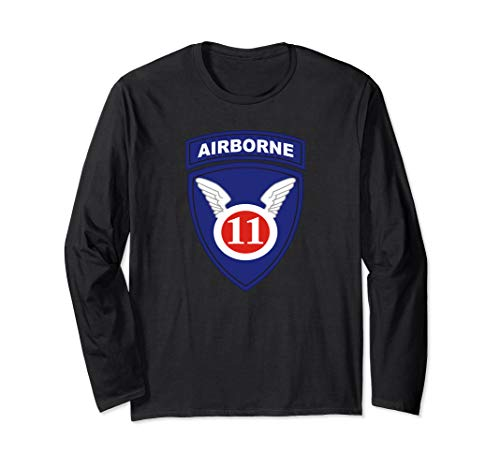 11th Airborne Division Long Sleeve T-Shirt ()