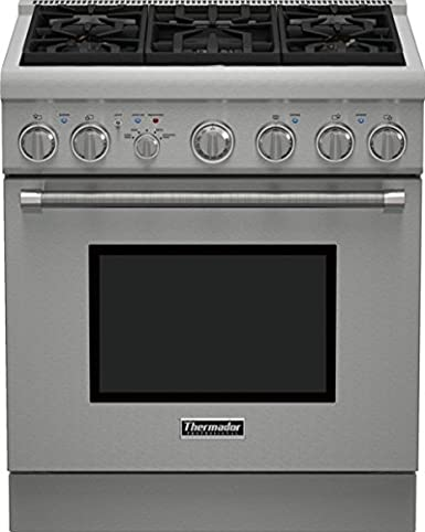 8c08d93fc65 Amazon.com: 30 Inch Professional Series Pro Harmony Standard Depth All Gas  RANG...: Appliances