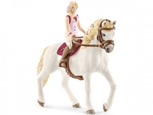 Sofia & Blossom Figurine Toy, Multicolor (Horse And Rider)
