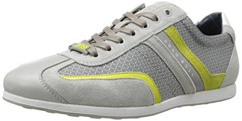 BOSS Green by Hugo Boss Men's Stremmo Fashion Sneaker,Light/Pastel Grey,10 M US