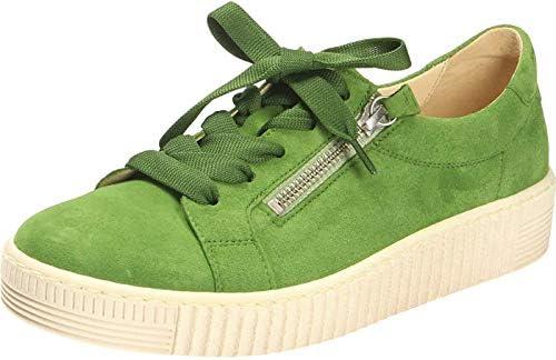 Gabor Jollys 43.334.12 Chaussures de Sport pour Femme Vert