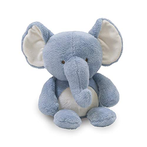 Lambs & Ivy Elephant Tales Plush Cruiser Elephant Stuffed Animal