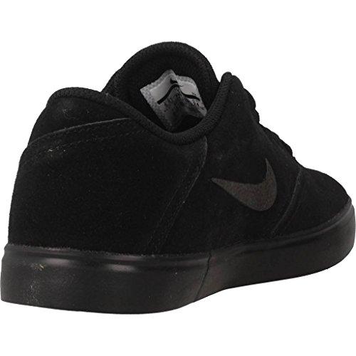 Black Check Gs NIKE Herren Sneakers 001 Black Schwarz Sb Suede Anthracite fnqg8wEIq