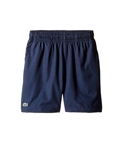 ort Taffeta Tennis Short, Navy Blue, 10 ()