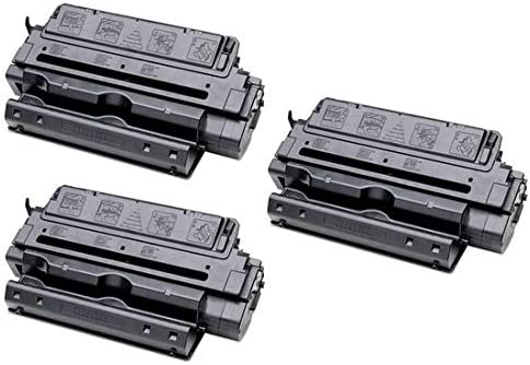 SuppliesMAX Compatible Replacement for Canon imageCLASS 3250//4000//LBP-1910//3260//950 Jumbo Toner Cartridge 3//PK-32000 Page Yield EP-72 3845A002AAJ/_3PK