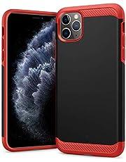 Caseology Legion Serisi Kılıf iPhone 11 Pro Max ile Uyumlu - Red