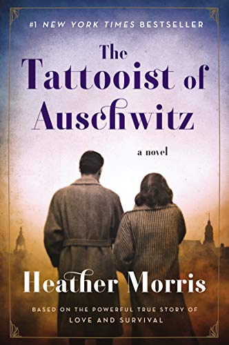 Product picture for The Tattooist of Auschwitz: A Novel by Heather Morris