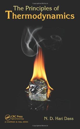 The Principles of Thermodynamics