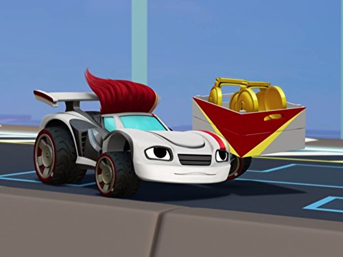 Race Car Superstar (Blaze And The Monster Machines Full Episodes)