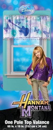 Hannah Montana Signature Valance