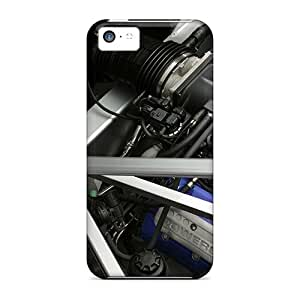 Premium Tpu Ford Gt Engine Cover Skin For Iphone 5c