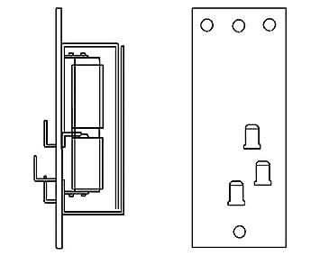 interior blower BEHR HELLA SERVICE 9ML 351 332-151 PREMIUM LINE Resistor