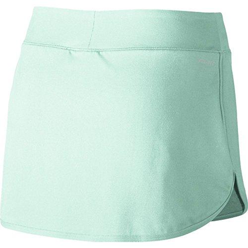 W NKCT Pure Skirt Women's Tennis Skirt, Igloo/White, Medium by Nike (Image #1)