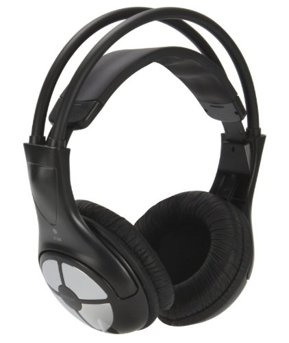 TDK 61819 On-Ear Stereo Headphones