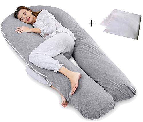 No 7.  AngQi Support Pillow Body Pillow