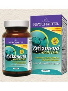 New Chapter Zyflamend Nighttime Supplement, 60 Ct (2 pack)