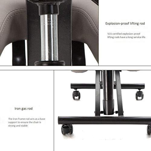 ZHJING Kniestuhl, ergonomisch, mit Seilzug, höhenverstellbar