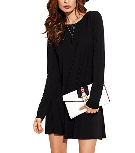 Womens Sleeve Casual Loose Tshirt